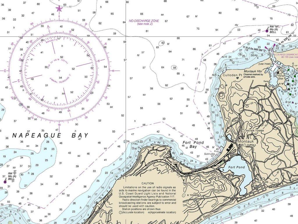 NOAA Chart #13209